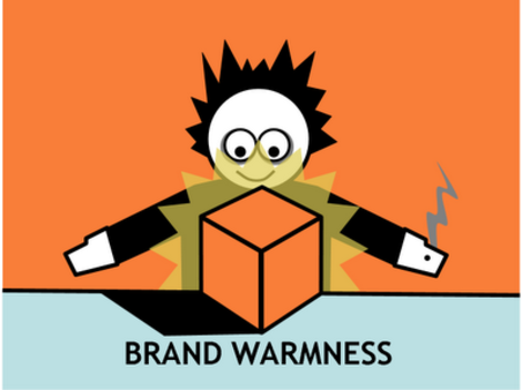 The theory of brand warmness